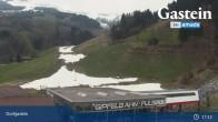 Archiv Foto Webcam Dorfgastein - Blick von der Talstation Fulseck 11:00