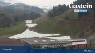 Archiv Foto Webcam Dorfgastein - Blick von der Talstation Fulseck 13:00