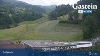 Archiv Foto Webcam Dorfgastein - Blick von der Talstation Fulseck 19:00