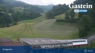 Archiv Foto Webcam Dorfgastein - Blick von der Talstation Fulseck 21:00