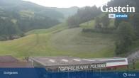Archiv Foto Webcam Dorfgastein - Blick von der Talstation Fulseck 23:00