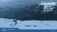Archiv Foto Webcam Dorfgastein: Blick von der Talstation Gipfelexpress 21:00