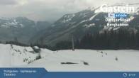 Archiv Foto Webcam Dorfgastein: Blick von der Talstation Gipfelexpress 11:00