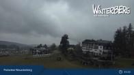 Archived image Webcam Neuastenberg Village and Slopes 05:00
