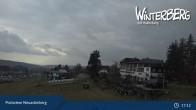 Archived image Webcam Neuastenberg Village and Slopes 11:00