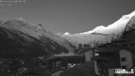 Archived image Webcam Astor Saas-Fee 00:00