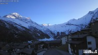 Archived image Webcam Astor Saas-Fee 12:00