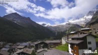 Archived image Webcam Astor Saas-Fee 04:00
