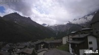 Archived image Webcam Astor Saas-Fee 08:00