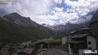 Archived image Webcam Astor Saas-Fee 10:00