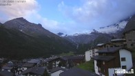 Archived image Webcam Astor Saas-Fee 14:00