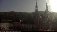 Archiv Foto Webcam Hahnplatz in Prüm, Eifel (Rheinland-Pfalz) 04:00