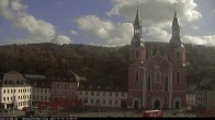 Archiv Foto Webcam Hahnplatz in Prüm, Eifel (Rheinland-Pfalz) 06:00