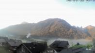 Archived image Webcam Schoppernau: Mt. Zitterklapfen 02:00