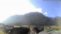 Archived image Webcam Schoppernau: Mt. Zitterklapfen 04:00