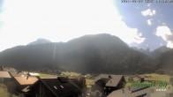 Archived image Webcam Schoppernau: Mt. Zitterklapfen 06:00