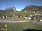 Archiv Foto Webcam Schoppernau: Ausblick Hotel Elisabeth 04:00