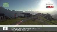 Archived image Webcam Leogang - Asitz Top Station 00:00