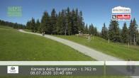 Archived image Webcam Leogang - Asitz Top Station 04:00