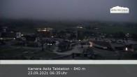 Archived image Webcam Leogang - Base station Asitz 00:00