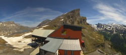 Archived image Webcam Leukerbad: Roundshot Gemmipass 06:00