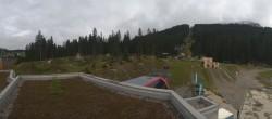 Archived image Webcam Base Station Rothorn Gondola Lenzerheide 06:00