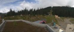 Archived image Webcam Base Station Rothorn Gondola Lenzerheide 08:00