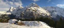 Archived image Webcam Schilthorn Allmendhubel Roundshot 08:00