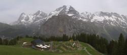 Archived image Webcam Schilthorn Allmendhubel Roundshot 10:00