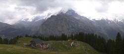 Archived image Webcam Schilthorn Allmendhubel Roundshot 04:00