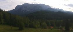 Archiv Foto Webcam Garmisch-Partenkirchen: Schloss Elmau 10:00