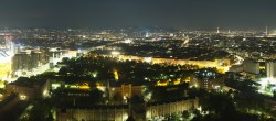 Archived image Webcam Vienna - View of the city 18:00