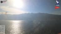 Archived image Webcam Campione del Garda - Lake Garda 02:00
