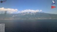 Archived image Webcam Campione del Garda - Lake Garda 10:00