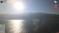 Archiv Foto Webcam Gardasee Campione del Garda 02:00
