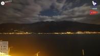 Archived image Webcam Campione del Garda - Lake Garda 20:00