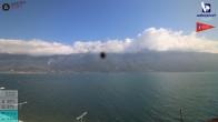 Archived image Webcam Campione del Garda - Lake Garda 08:00