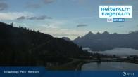 Archiv Foto Webcam Reiteralm - Blick auf den Speichersee 01:00