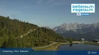 Archiv Foto Webcam Reiteralm - Blick auf den Speichersee 03:00