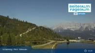 Archiv Foto Webcam Reiteralm - Blick auf den Speichersee 05:00