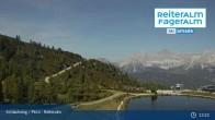 Archiv Foto Webcam Reiteralm - Blick auf den Speichersee 07:00