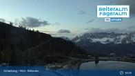 Archived image Webcam Reiteralm - View Reservoir 19:00