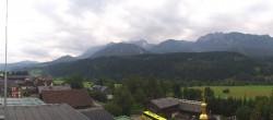 Archived image Webcam View from hotel Herrschaftstaverne (Haus im Ennstal, Styria) 02:00