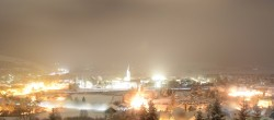 Archived image Webcam Panoramic view Radstadt 22:00
