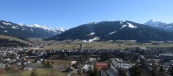 Archived image Webcam Panoramic view Radstadt 10:00