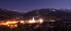 Archived image Webcam Panoramic view Radstadt 20:00