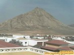 Archived image Webcam Fuerteventura - View of Mount Tindaya 19:00