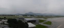 Archiv Foto Webcam Flughafen Salzburg 09:00