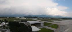 Archiv Foto Webcam Flughafen Salzburg 10:00