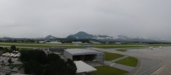 Archiv Foto Webcam Flughafen Salzburg 11:00